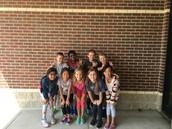 Fab Fourth Graders