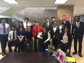 TJHS Students Secure Summer Internships in Partnership with Dallas Mayor's Office