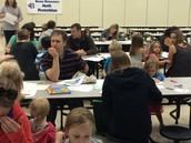 Kinder orientation starts this week