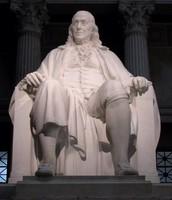 Franklin as stone