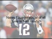 Nates Favorite Player