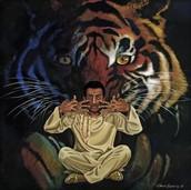 Chuck Baird's Tiger