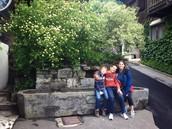 I was also a nanny in Aubonne, Switzerland (Summer 2014)