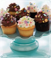 Our Shop bakes the best cupcakes in town! Whether you want a vanilla, red velvet, chocolate, lemon, or a specialty cupcake, we've got them!