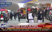 Terrorist attacks on Paris