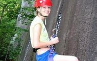 Rock climing is somthing we alow only 16-19 do