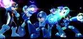 Mega Man In Super Smash Bros 4
