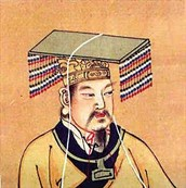 Ancient Japanese Emperor