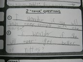 Kids should be asking themselves questions as they read.