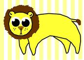 Lion sad commener