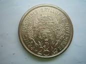 20 Taani krooni, tagakülg