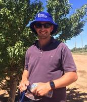 We will convert Matt Watson, cotton agronomist, to dairy yet!