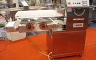 The SP240 C CIABATTA DIVIDER with ELECTRONIC CONTROL