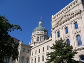 Indiana State House Field Trip, Oct. 10