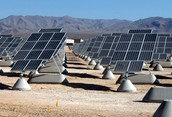 How is solar energy used?