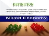Mixed Economy Pic!