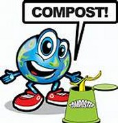 Composting helps the earth.