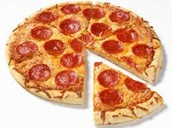 I will eat one-sixth of this pizza.