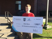 Robert Martin Earns $1500 from ACS.