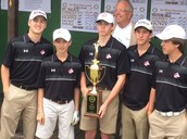 3rd Place in the Joe King Memorial Tournament