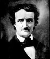 A picture of Edgar Allen Poe