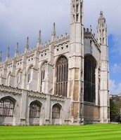 University of Cambridge - Kings College Chapel
