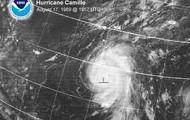 Satellite Image of Camille