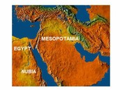 Mesopotamia vs. Egypt
