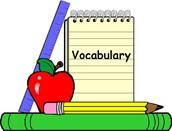 No Vocabulary Quiz!