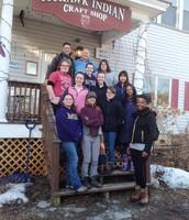 Kanatsiohareke Mohawk Community Service Trip