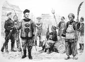 1899 - 1901 Boxer Rebellion in China