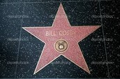 Bill Cosby's Hollywood Star on The Walk Of Fame