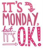 Monday, February 1st