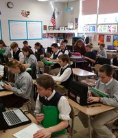 Technology opens doors to enable critical thinking