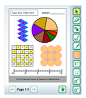 NCTM Illuminations: Resources for Teaching Math