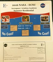 NASA - ECSU Aerospace / Aviation Summer Residential Academy