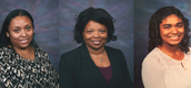 Ms. Daisy-Secretary & Ms. Giles/Ms. Jasmin -Office Assistant