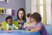 what do childcare workers do ?