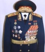 KGB Officer Uniform