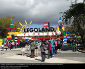 The LegoLand Logo