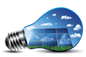 Energie van Zonne-Energie