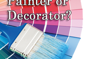 Best painting & decorating service in town!