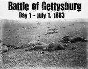 The 3 day battle