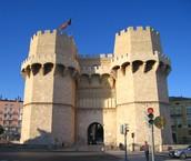 Las Torres de Serranos