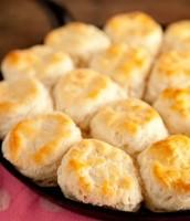 Buttermilk Biscuits.....$3