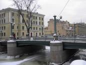 Torgoviy Bridge