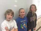 The Geography Bee Top Finishers