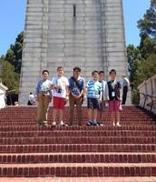"""UC Berkeley """"SIG""""venger Hunt"""