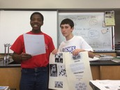 Students Study Genetic Diseases