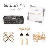 Gifts under $30 - Gold